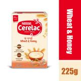 Nestle Cerelac Wheat & Honey 225g