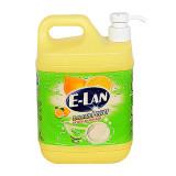 E-LAN Dishwashing  Liquid Lemon with Pump 1.9kg