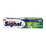 Signal Toothpaste Action 123 Salt Herbal 175g