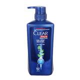 Clear Shampoo A/D Cool Sport Menthol For Men 450ml