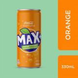 Max+  Orange 330ml