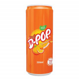 D-pop Orange 330ML