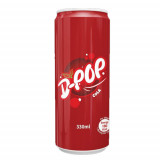 D-pop Cola 330ML