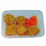 Owin Fried Fish Cake and Minced Prawn 10pcs